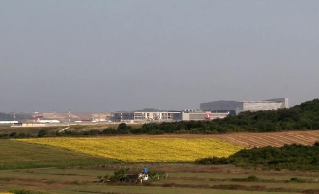 İstanbul Havalimanı, çevre köylerde yaşayanları da mutlu etti