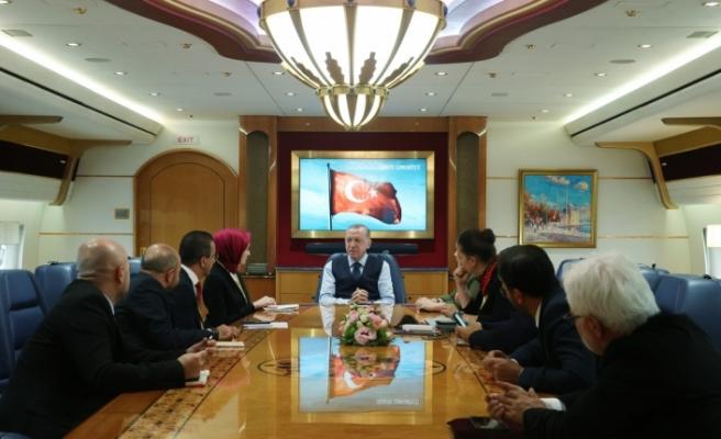 Cumhurbaşkanı Erdoğan'dan, Soçi görüşmesi değerlendirmesi
