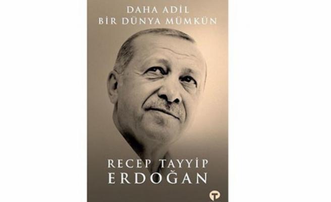 Cumhurbaşkanı Erdoğan'ın kitabı 6 Eylül'de çıkıyor