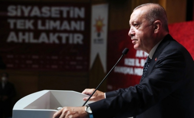 Cumhurbaşkanı Erdoğan: 'Meral hanım sen bu geziciler ile berabersin yolun açık olsun'