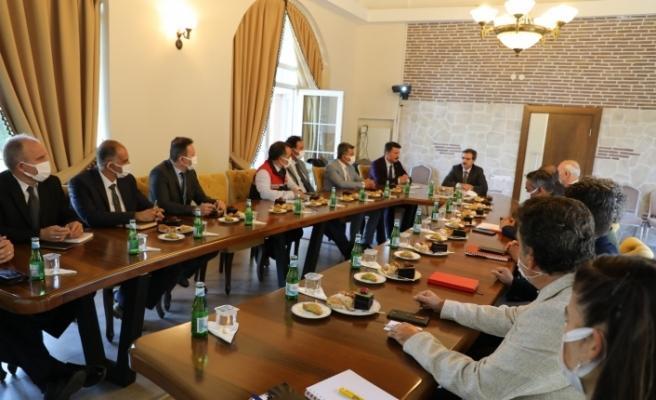 Gıda ve Kontrol Genel Müdürü Harun Seçkin Eskişehir'de