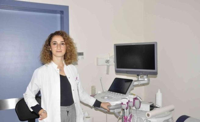 Eskişehir Şehir Hastanesi Çocuk Radyolojisi Bölümüyle de hizmette