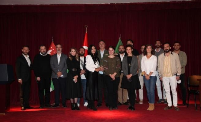 Kuzey Kafkas Kültür Derneği Başkanı Cihan Ertok güven tazeledi