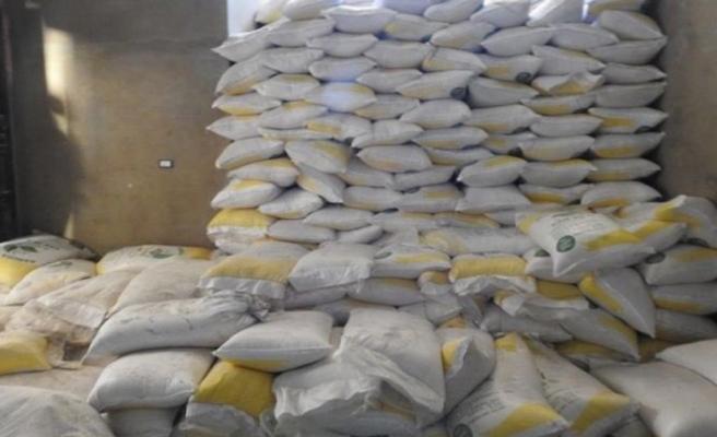 Lübnan'da 28 tondan fazla amonyum nitrat ele geçirildi