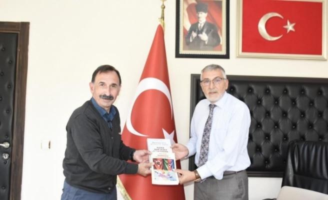 Türkiye Oryantiring Federasyonu As Başkanı Güler'den Başkan Bozkurt'a ziyaret
