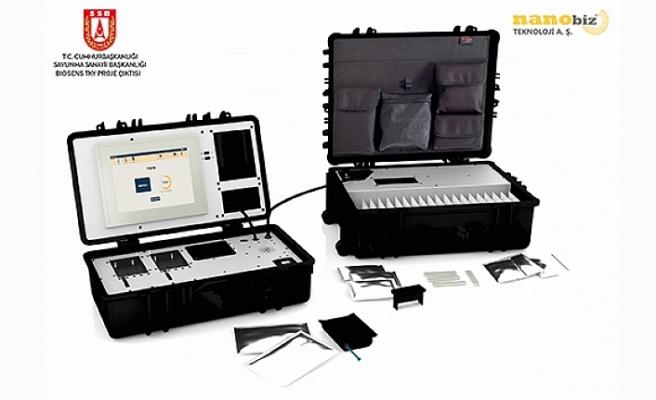 Covid-19 için 'yerli ve milli' test kitleri ve cihazı geliştiriliyor