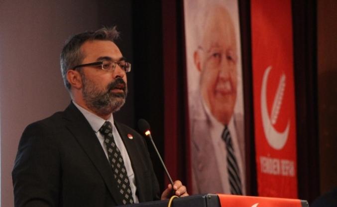 Yeniden Refah Partisi'nden beka eleştirisi