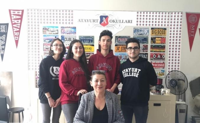 Türk öğrenciler İngilizce dalında Moskova şampiyonu