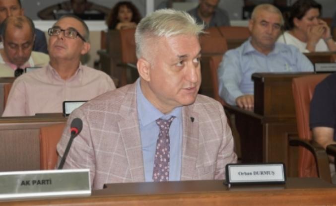 AK Partili Durmuş'tan Büyükşehir Belediyesi'ne sert eleştiriler