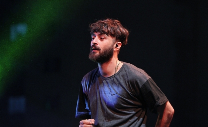 Türkçe Rap'in kalbi Eskişehir'de attı