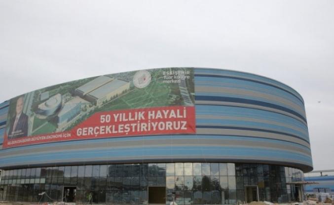 Eskişehir Hobi, Spor ve Hediyelik Eşya Fuarı açıldı