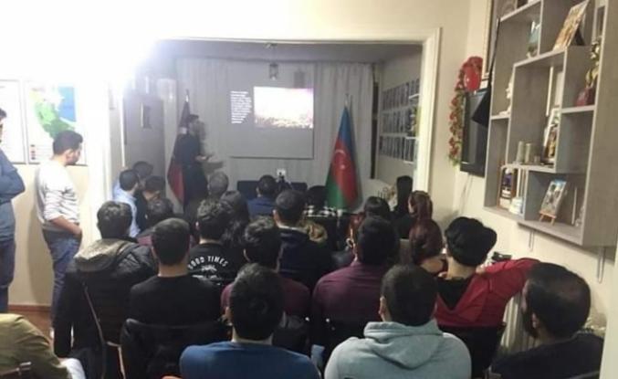 'Ahıska Türklerinin sürgünü' 75. yılında anıldı
