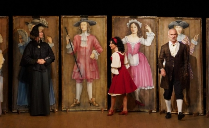 Anadolu Üniversitesi Uluslararası Tiyatro Festivali'ne yoğun ilgi