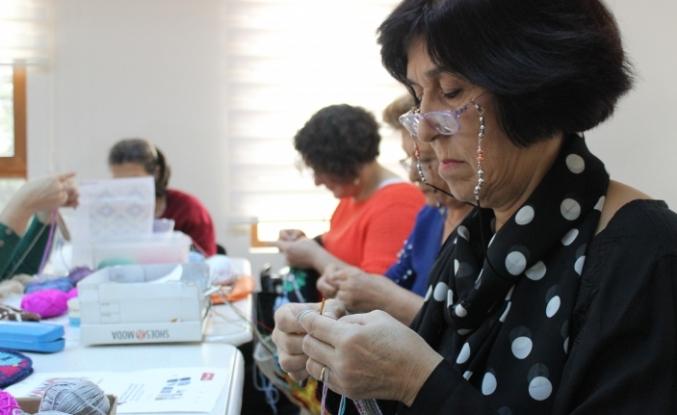 Türk kadınlarının yeni gözdesi wayuu tekniği