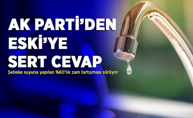 AK Parti'den ESKİ'ye sert cevap
