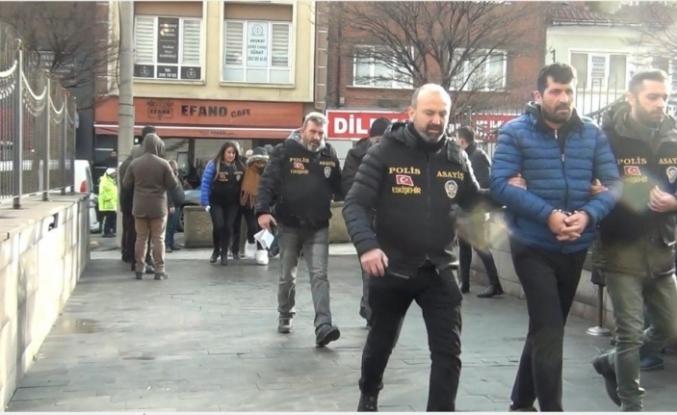 Eskişehir'de rüşvet operasyonu