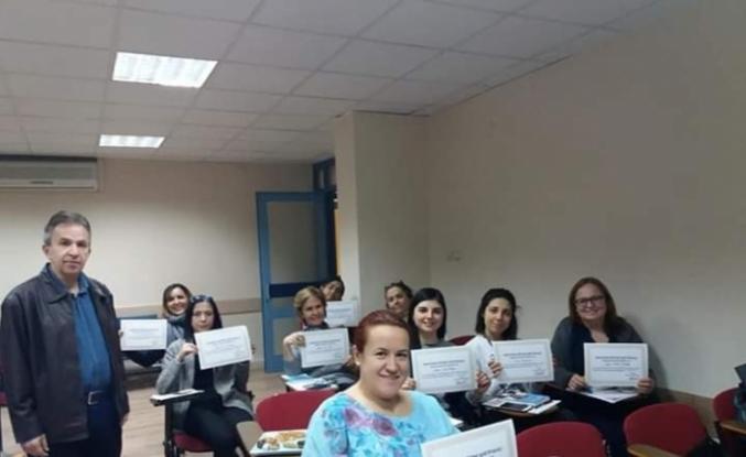 ESOGÜ'de akademisyenlere 'Diksiyon, Etkili İletişim ve Etkili Konuşma' kursu