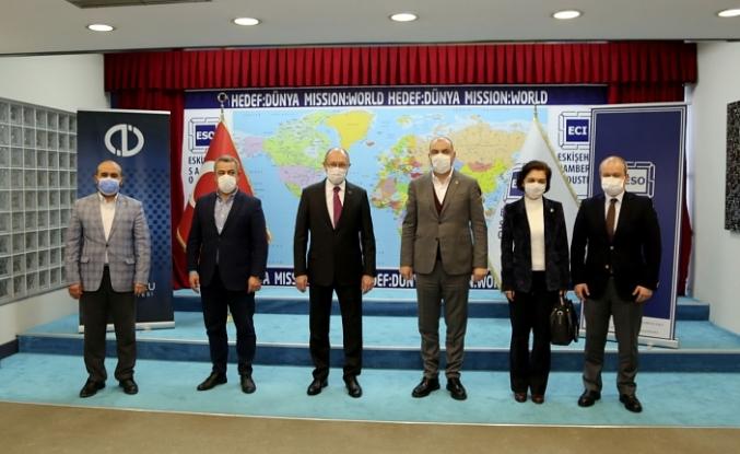 ESO Başkanı Kesikbaş; Eğitim, üretimin içinde sürecek