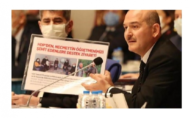 İçişleri Bakanı Soylu'dan Osman Şiban açıklaması