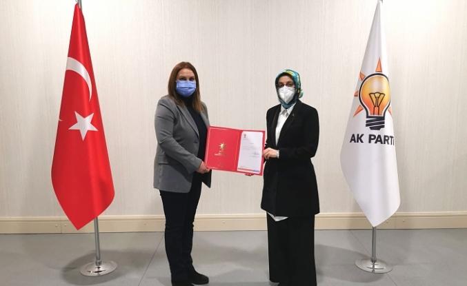 AK Parti Eskişehir İl Kadın Kolları başkanı belli oldu