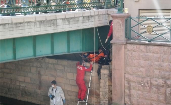 Eskişehir'de köprü altındaki cesedin 'Recep Dayı'ya ait olduğu iddiası