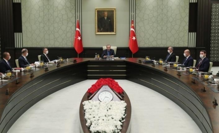 Milli Güvenlik Kurulu toplantısı başladı!