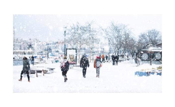 Meteoroloji kar yağışı uyarısı