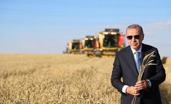 Başkan Erdoğan'dan çiftçiye müjde