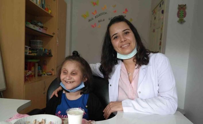 Bu eğitimler sayesinde engelli bireyler evlerine hapsolmuyor